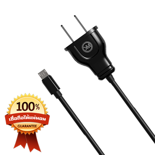 ที่ชาร์จ Micro USB WK WDC-040 Buddha