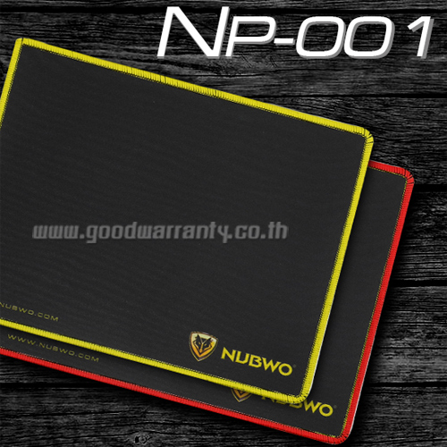 NP-001 NUBWO MOUSEPAD GAMING