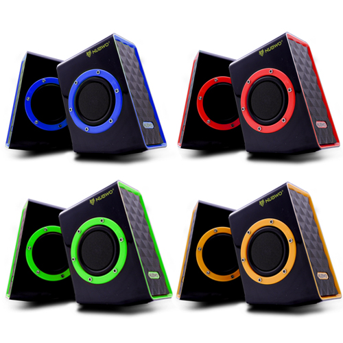 NS001 NUBWO 2.0 Extra Bass Acoustica Speaker