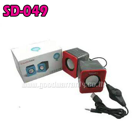 SD-049 mini SPEAKER USB (U-007)