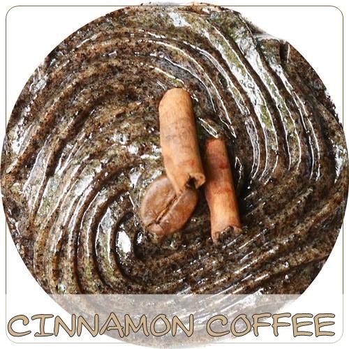 ชุด CINNAMON COFFEE JELLY SCRUB เจลกาแฟซินนามอนขัดผิว 530 กรัม