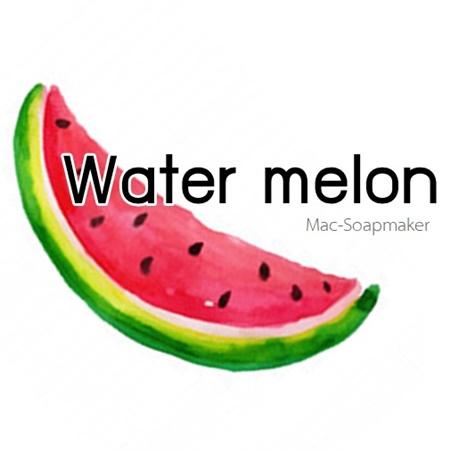 Water melon น้ำมันหอม แตงโม