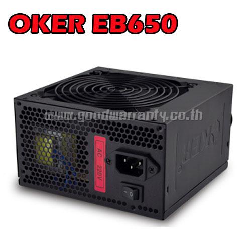 EB650 OKER POWERSUPPLY IDE/SATA
