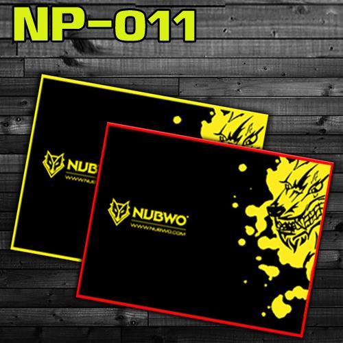 NP-011 NUBWO MOUSEPAD GAMING