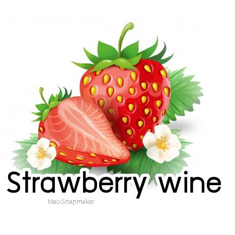 STRAWBERRY WINE หัวน้ำหอมสตอเบอรี่