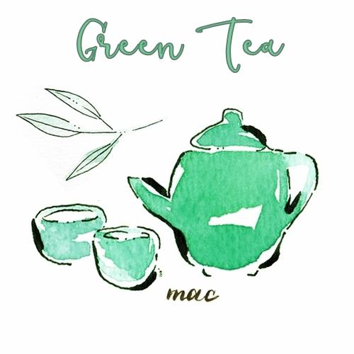 หัวน้ำหอม GREEN TEA