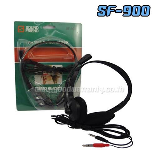 SF-900 SOUND FRIENDHEADPHONE +MIC