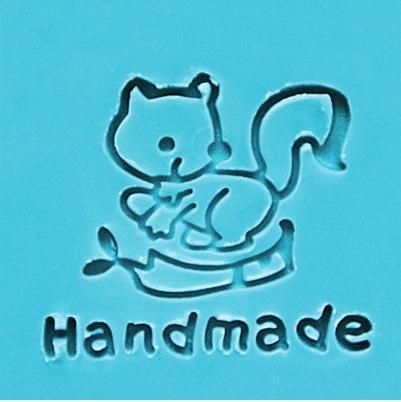 HANDMADE GRA-ROK SOAP STAMP 4.2 x 4.2 CM.