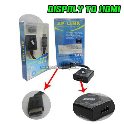 DISPLAY M TO HDMI F APLINK