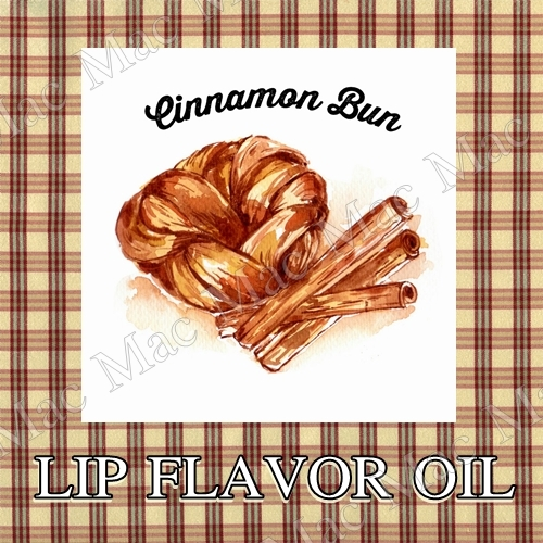 CINNAMON BUN FLAVOR กลิ่นซินนามอนบัน