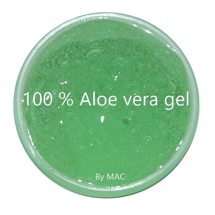 ชุดทำ 100 % Aloe vera gel 500 กรัม