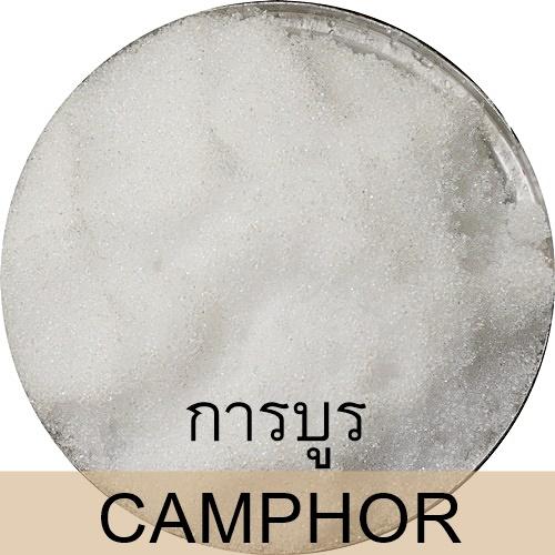 CAMPHOR POWDER การบูรผง