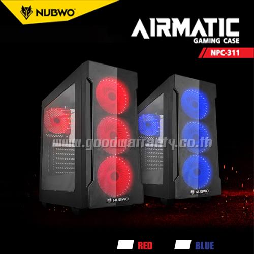 NUBWO GAMING CASE PC NPC-311