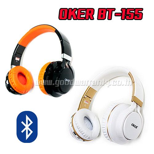 BT-155 OKER HEADPHONE BLUETOOTH