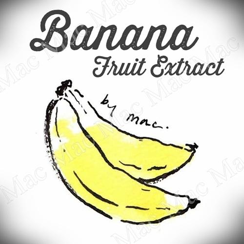BANANA FRUIT EXTRACT สารสกัดกล้วย
