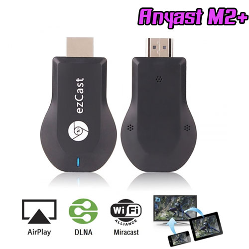 EZcast M2 WiFi Display Receiver TV Dongle