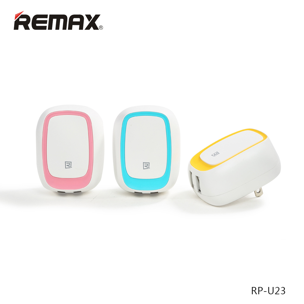 ADAPTER CHAGER REMAX 066 (RP-U23) 2USB