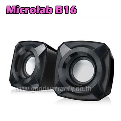 B16 MICROLAB USB Speaker