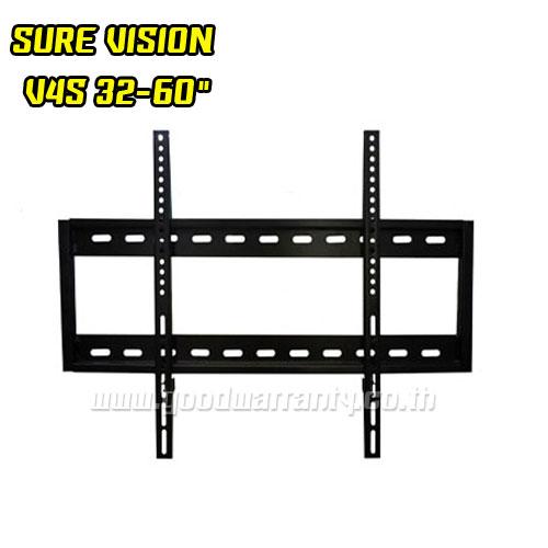 """V4S Sure Vision ขาแขวนพนัง TV 32""""-60"""""""