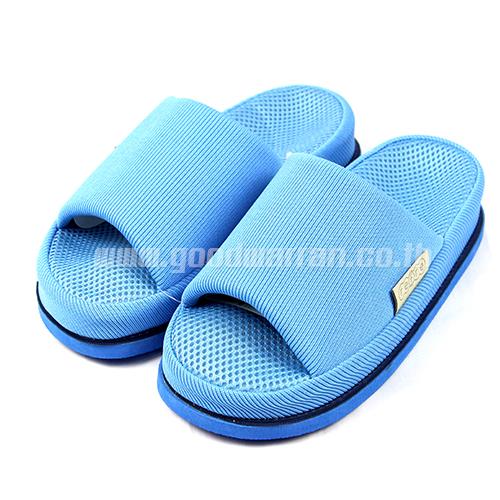 REFRE OKAMURA ขนาดเท้าเบอร์ 35-39 ใส่กันได้หมด สีฟ้าอ่อน