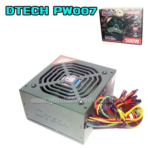 PW007 DTECH POWER 500W FULL
