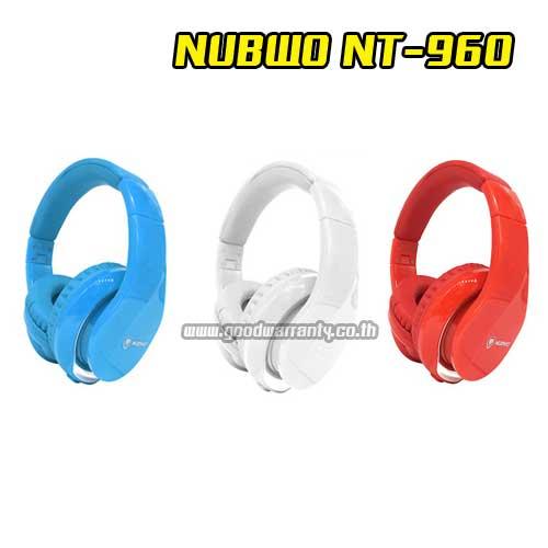 NT-960 NUBWO Headset+Mic SMALL TALK