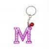 พวงกุญแจตัวอักษร M 12อัน