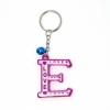 พวงกุญแจตัวอักษร E 12อัน