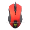 NM-019 สีแดง NUBWO Optical USB Gaming Mouse
