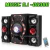 D-6380 Speaker MUSIC D.J. BLUETOOTH FM/KA/MIC USB