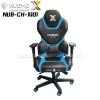 NUBWO-X GAMING CHAIR รุ่น X101 สีน้ำเงินดำ