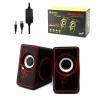 NS-98 NUBWO Speaker USB EXORCIST สีแดง