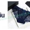 กางเกงในซีทรูBikini สีน้ำเงิน