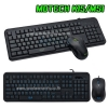 KB-15+M51 MD-TECH KEYBOARD+MOUSE USB