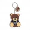 พวงกุญแจอะคริลิค หมีสีน้ำตาล 12อัน