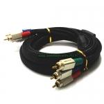 Cable RCA3-RCA3 2M 986A(COMPONANT)