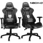เก้าอี้ เกมมิ่งNUBWO ERGONOMIC GAMING CHAIR รุ่น CH-007 สีดำ