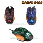 G-920 MARVO GAMING MACRO MOUSE Optical USB