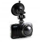 OKER C938 CAR CAMCORDER 1080P สีดำ