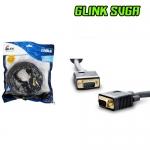 SUPER VGA 1.8ม.GLINK HD15M/HD15M หัวทอง /ถุง