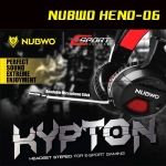 HENO-06 NUBWO Headset+Mic