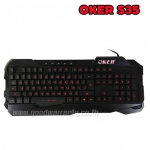 S35 OKER Keyboard ไฟ Backlight 3 สี