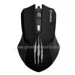 NM-035สีดำ NUBWO Optical USB Mouse GAMMING