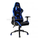 เก้าอี้ เกมมิ่ง DRAGON NAVRA ERGONOMIC GAMING CHAIR รุ่น NAVRA-8147 สีน้ำเงินดำ