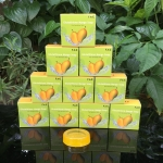สบู่มะม่วง Glutathione Mango Soap (for 10 soaps)