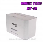 MT-01 HDD DOCKING USB 3.0 2.5/3.5 SATA สีเงิน