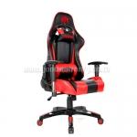 เก้าอี้ เกมมิ่ง DRAGON NAVRA ERGONOMIC GAMING CHAIR รุ่น NAVRA-8141 สีแดงดำ