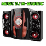 M-M560GC Speaker MUSIC D.J. BLUETOOTH FM/KA/CARD