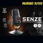 X200 NUBWO SENZE MICROPHONE (ไมค์คอนเดนเซอร์)