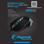 RAZEAK MOUSE GAMING 6D RMX-03